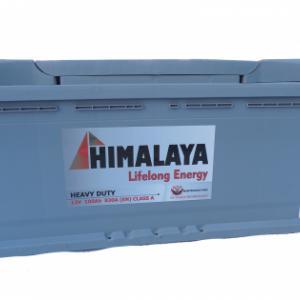 HIMALAYA 12V 100Ah Curent de pornire (A) 830