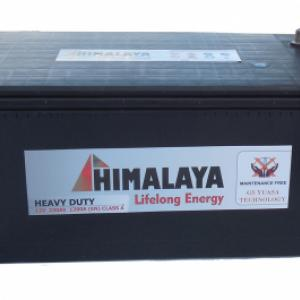 HIMALAYA 12V 230Ah Curent de pornire (A) 1200