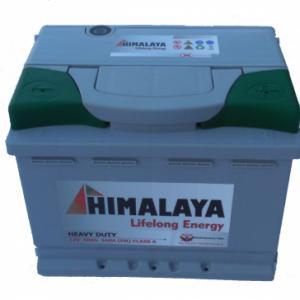 HIMALAYA 12V 60Ah Curent de pornire (A) 540
