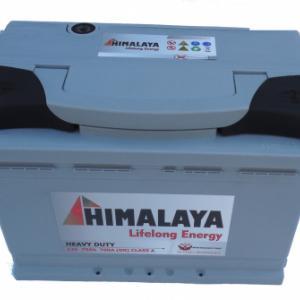 HIMALAYA 12V 75Ah Curent de pornire (A) 700